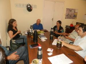 14.11.12 Patricia Ayala, Desarrollo Social, Intendencia de  Artigas (1)