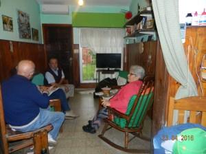 Venida de Maria, Zoa y Juanjo (1)
