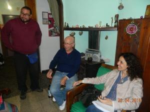 Venida de Maria, Zoa y Juanjo (3)