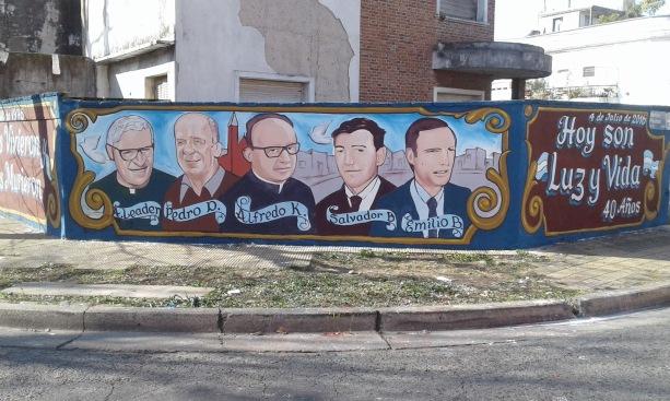 mural en la ciudad de Buenos Aires