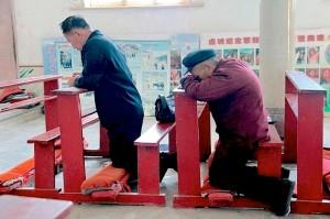 China: más de 100 millones de cristianos