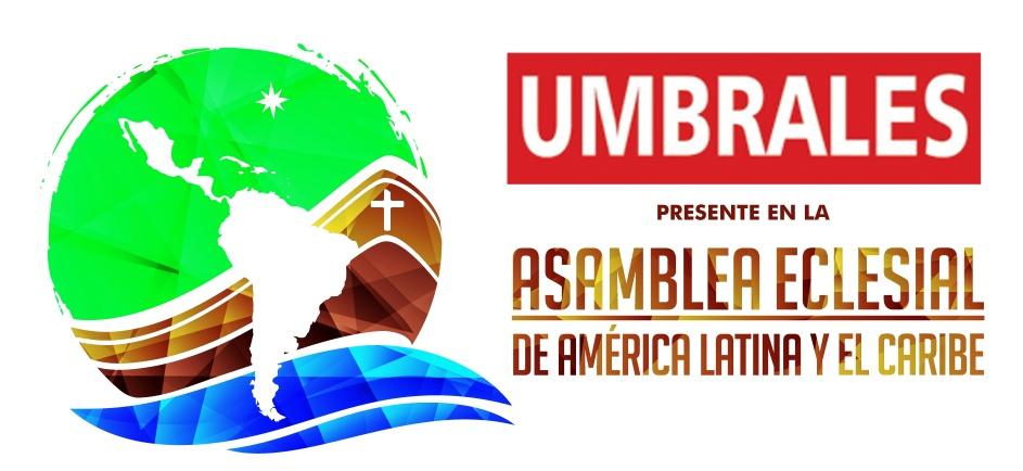 asamblea eclesial de america latina y el caribe. logo alusivo